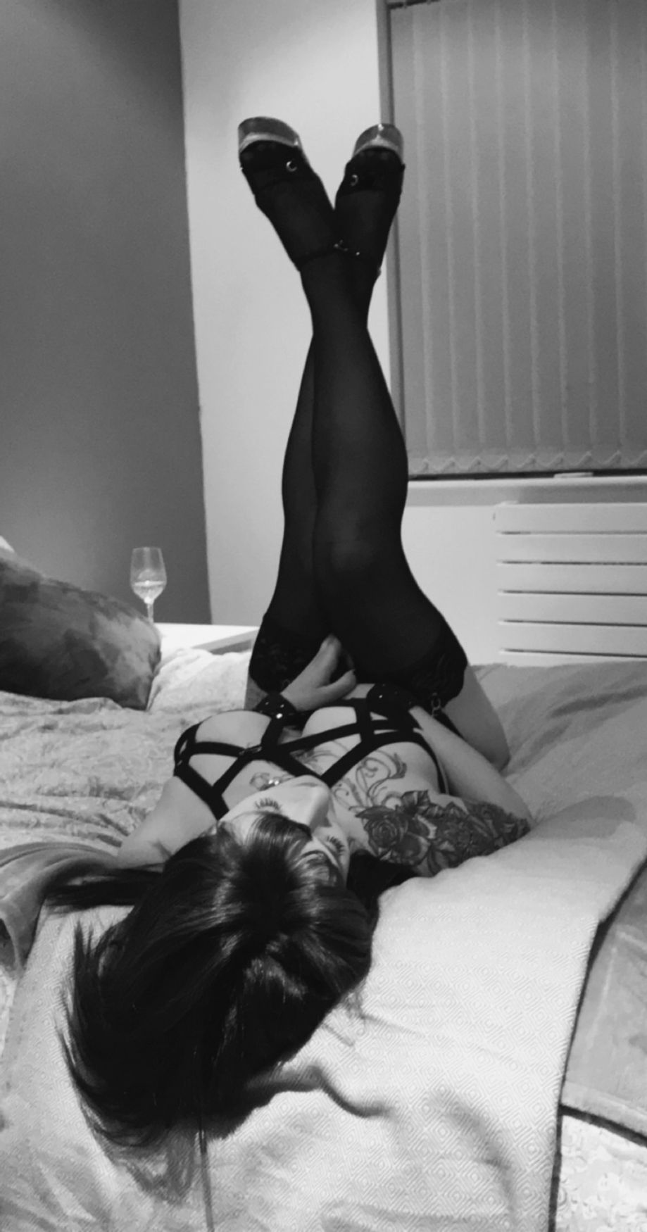 Welcome, To my room of pleasure, friendship, giggles and no limits, we can talk about your day o ...