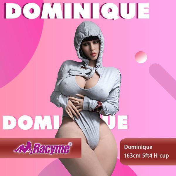 www.racyme.com 163cm 5ft4 H-cup Sex Doll Dominique