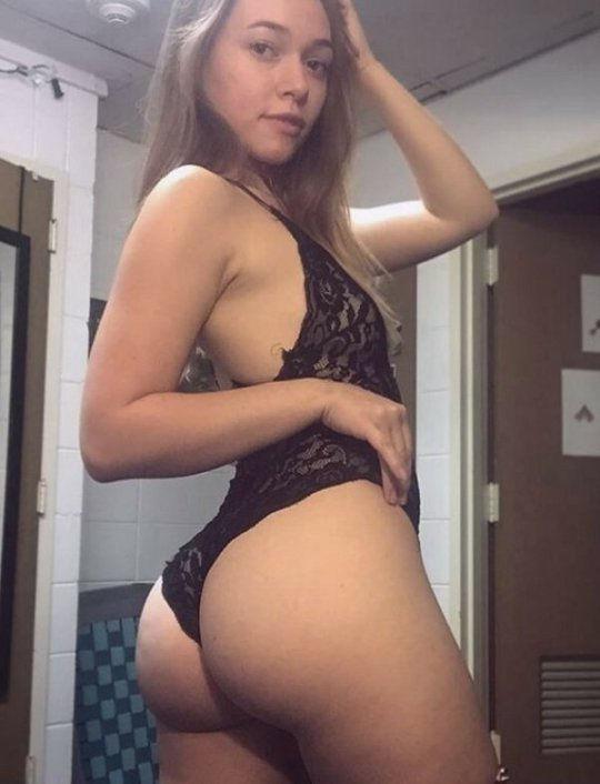 Cute butt princess
