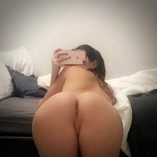 Pretty hot. Smooth ass