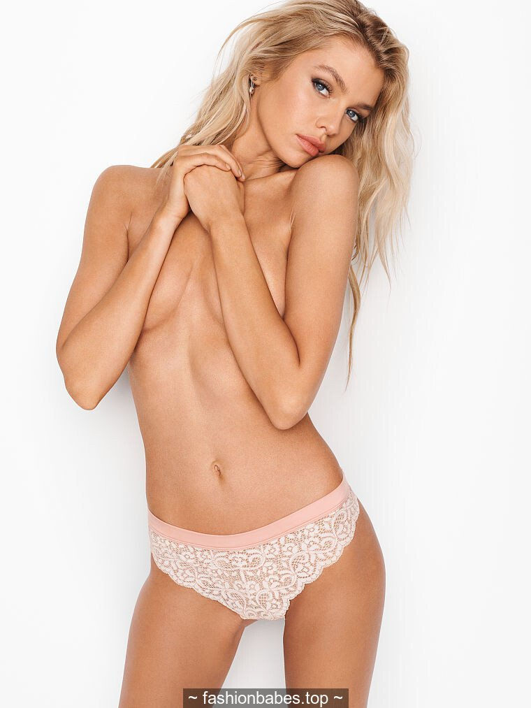 Stella Maxwell sexy topless for Victoria's Secret – April 2019