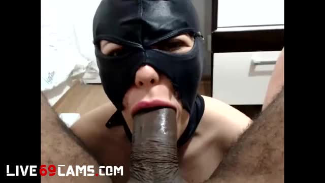 blowjob to big black cock