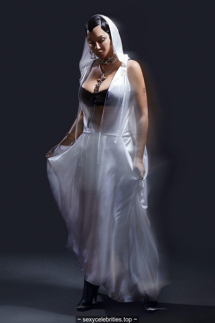 Jackie Cruz sexy for Hunger Magazine