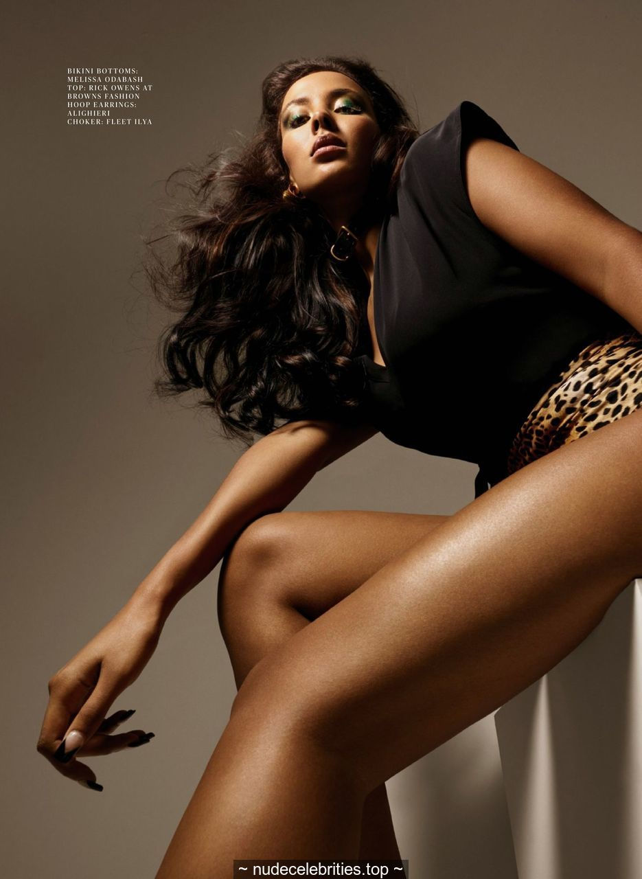 Maya Jama sexy for Veni Magazine – October 2019