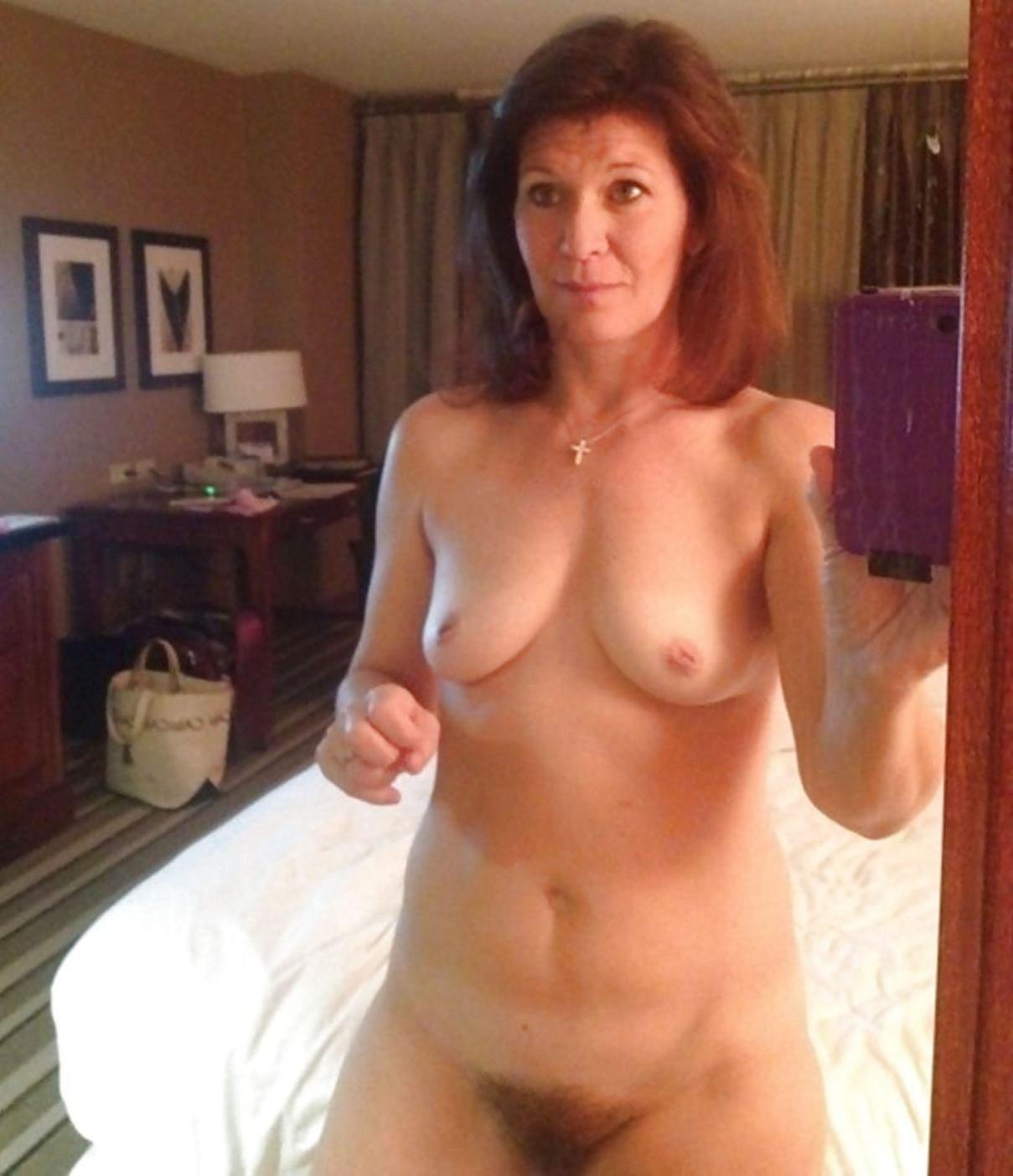 Hot Mature Selfies Hairy
