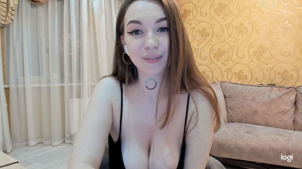 Hot pretty brunette charming_girls with big boobs show off on her live cam show! – Live Ca ...