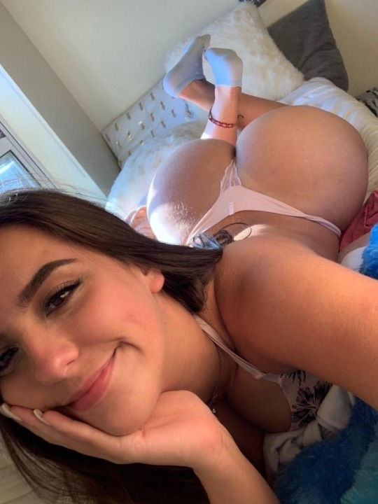 another perfect white ass..