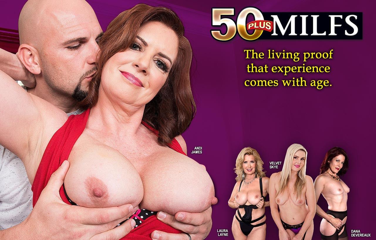 50 Plus MILFs with mature pornstars and grannies