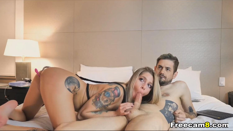 Sexy Couple Do Hot Steamy Sex