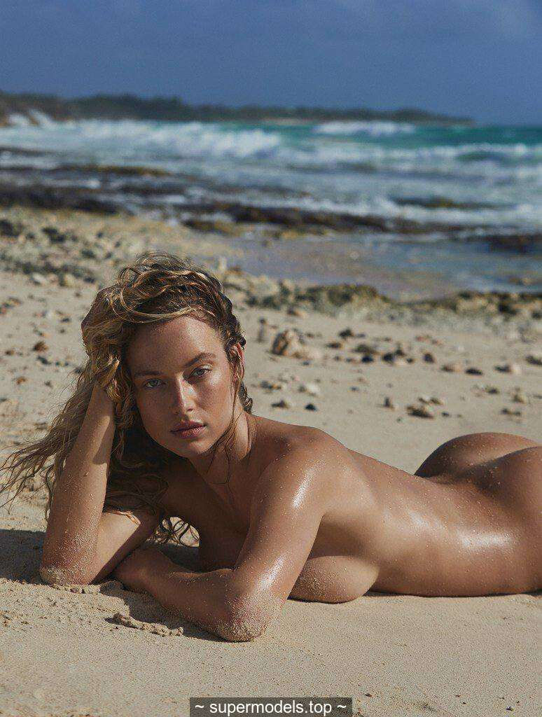 Hannah Ferguson sexy, see through and naked