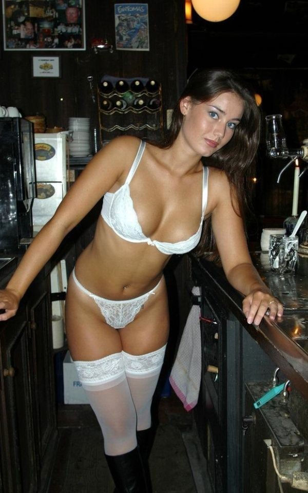 Drink sales have tripled since Mia started her new bar tending job